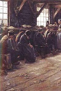 These2-1 Max Liebermann Die Flachsspinnerinnen 1887