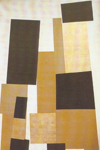 These4-2 Hans Arp Random Collage 1916