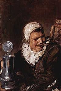 These1 Frans Hals - Malle-Babbe 1633-1635