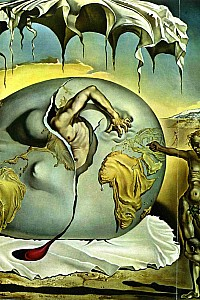 These3-1 Salvatore Dali - Political Analysis
