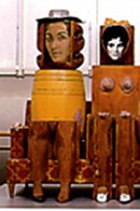 These3-Marisol Escobar - Der Besuch 1964