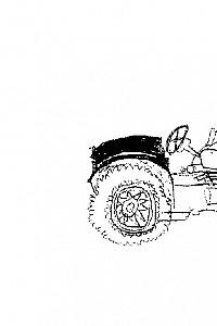 These1-1 Kinderzeichnung 7J - Andrejs Traktor 1972