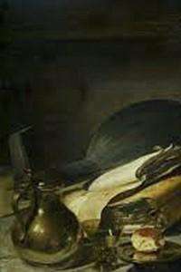 These1-1 Rembrandt - Stilleben 1627