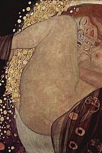These1-3 Gustav Klimt - Danae 1907-1908