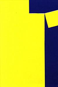 These3-1 Camille Graeser - Gelb-Blau-Volumen 1974
