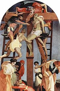 These4-1 Rosso Fiorentino - Kreuzabnahme 1523
