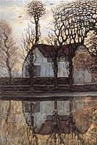 These1-1 Mondrian Bauernhaus