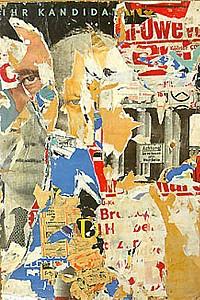 These3-4 Wolf Vostell Ihr Kandidat 1961
