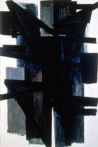These4-2 Pierre Soulages 1951