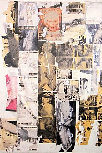These4-4 Wolf Vostell Marilyn Idol 1963