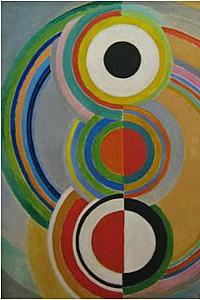 These1-3 Sonia Delauney - Rythme 1938