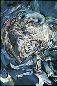 These1-4 Oskar Kokoschka - Die Windsbraut 1914