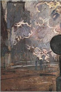 These2-1 Claude Monet - Am-Bahnhof Saint Lazare 1900