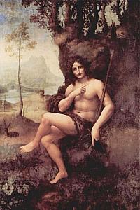 These1-1 Leonardo da Vinci Bachus 1511