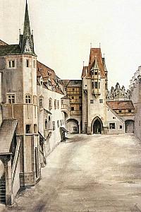 These1-5 Albrecht Duerer Innsbruck