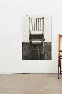 These3-5 Kosuth Joseph One and Three Chairs 1965
