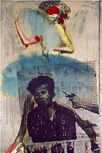 These2-4 W Vostell - Miss Amerika