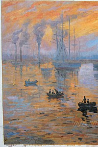 These4-3 Claude Monet - soleil levant